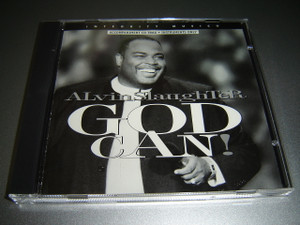 Alvin Slaughter God Can! Accompaniment CD Trax - Instruments Only