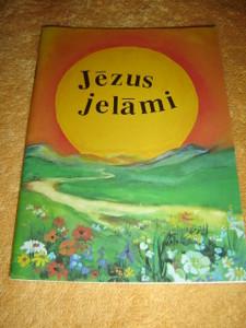 Life of Jesus in Livonian Language - Jezus Jelami livo kielkoks / Full Color Page Illustrations