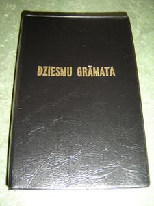 Latvian Hymnal - Dziesmu Gramata / Baptistu Draudzem - 712 Hymns of Faith