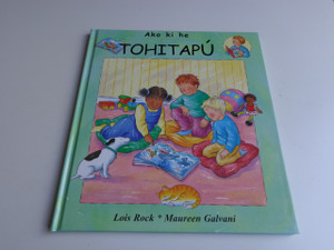 Tongan Language Children's Bible / Ako ki he TOHITAPU / Learning About The Bible