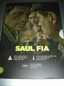 Saul Fia / Son of Saul, Collector's Edition (2 DVD)