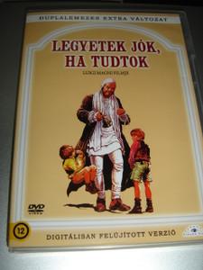 Legyetek Jok, Ha Tudtok / State Buoni Se Pote, Hungarian Release Collector's Edition