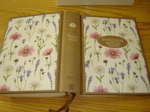 Lithuanian Bible for Ladies - Sventasis Rastas moterims / Ecumenical Edition with Colored Illustrations / UBS 2015 DESIGN AWARD Winning Bible