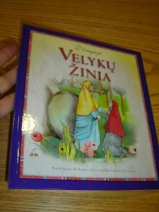 Jesus Speaks to me About Easter - Lithuanian Language Edition / Dziugioji Velyk_ zinia