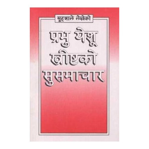 Nepali Gospel of John and The Book of Romans / Nepalese Language Scripture Bo...