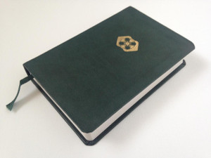 Emblem Motif Cover New Bible in Dutch (with Cross-References) / Bijbel: De Nieuwe Bijbel Vertaling (met Dwarsverwijzingen) / 2007 First Edition