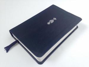 New Bible in Dutch (with Cross-References) / Bijbel: De Nieuwe Bijbel Vertaling (met Dwarsverwijzingen) / Crown Motif Cover, 2007 1st Edition