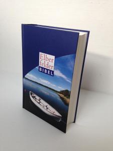 Elberfelder Bibel: Pappband, Motiv Boot – 3. Auflage der Taschenausgabe 2011 / German Elberfelder Bible, Boat Motif – Pocket Edition 2011