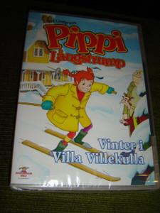 Pippi Långstrump: Vinter i Villa Villekulla / Adventures Of Pippi Longstocking
