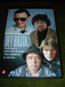 Det Bästa Av Papi Raul, Dan Bäckman, Tim Hibbins and Sacha
