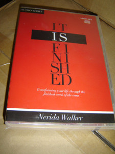 It Is Finished: Transforming Your Life Through The Finished Work Of The Cross (Audio Series) / 4 Disc Set