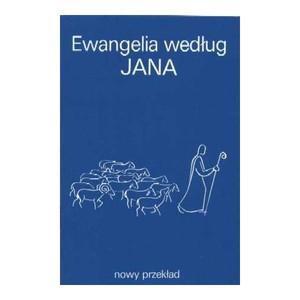 Gospel of John in Polish / Ewangelia Wedlug Jana [Paperback] by Bible Society