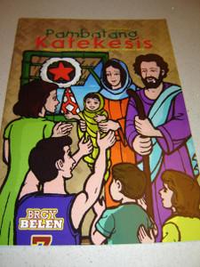 Pambatang Katekesis, Disyembre 2015 – Pebrero 2016 / Catechesis for Children, Tagalog Edition December 2015 –February 2016