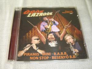 Örök Lázadók – Pinyó 60 Szuperkoncert 2009 [Audio CD]