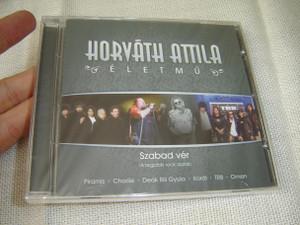 Horvath Attila Életmű: Szabad Ver (a legjobb rock dalok) / Hungarian Music [Audio CD]