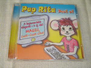 Pap Rita, Best of / Hungarian Children Music [Audio CD]