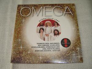 Omega: Gyöngyhajú Lány (1969) / Pearls in Her Hair, Hungarian Version / Hungarian Rock Music [Audio CD]
