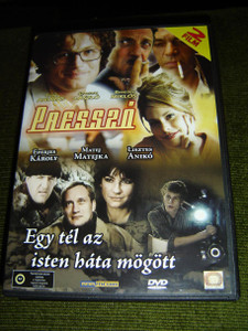 Presszo – Espresso / Egy Tel Az Isten Hata Mogott – One Winter Behind God's Back (Double Feature) [DVD Region 2 PAL]