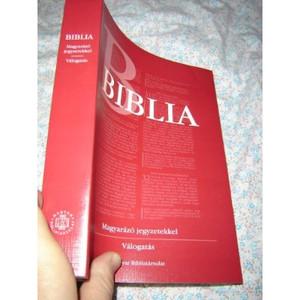 Biblia / Magyarázó Szójegyzetekkel / Válogatás - A fiatal korosztályoknak Hungari
