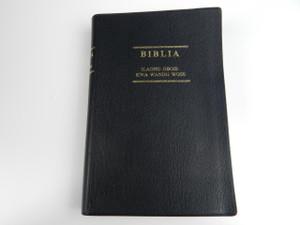 Taita (a.k.a. Kidawida) Language Holy Bible 052P, Common Language Translation / Biblia: Ilagho Jiboie Kwa Wandu Wose