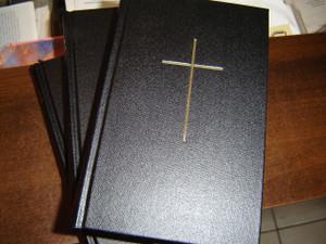 Polish Bible – Translated from Hebrew and Greek, Black Hardcover with Cross / Biblia – Z Hebrajskiego I Greckiego Jezyka Na Polski