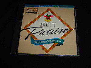 Created to Praise: Songs of Worship You'll Want to Sing / Called to Worship Series / Split Trax / Lyrics Included [Audio CD]