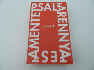 Swedish Language Book of Psalms and New Testament / Psaltaren + Nya Testamentet