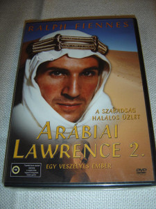 A Dangerous Man: Lawrence After Arabia / Arabiai Lawrence 2. Egy Veszelyes Ember / ENGLISH and Hungarian Sound with Hungarian Subtitles [European DVD Region 2 PAL]