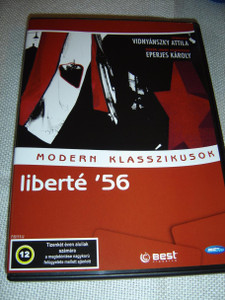 Liberte '56 (2007) / A Movie about the Hungarian Revolution / Modern Classics / ONLY Hungarian Sound [European DVD Region 2 PAL]