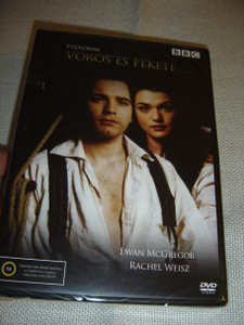Stendhal: Voros es Fekete / The Scarlet and the Black - BBC (1993) / ENGLISH and Hungarian Sound and Subtitles [European DVD Region 2 PAL]