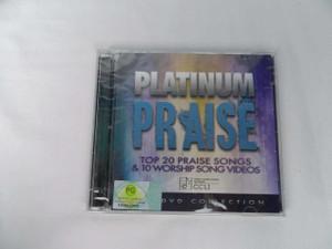Platinum Praise / Top 20 Praise Songs & 10 Worship Song Videos [DVD & CD Combo]