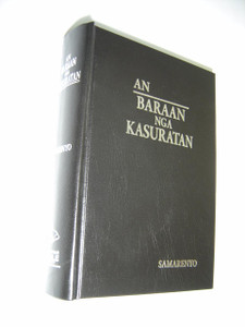 Waray (Samarenyo) Language Bible, Black Hardcover / An Baraan nga Kasuratan