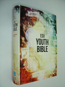 English Standard Version (ESV) Youth Bible, Hardcover Biblical-Roadsign Theme / ESV043PLC
