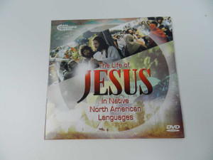 The Life of Jesus in Native North American Languages / Blackfoot, Chilcotin, Western Cree, Denesuline (Chipewyan), English, Native North American English, French and Many More [DVD Region 0 NTSC]