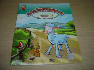 The Lost Lamb, Bible Animal Tales 10 / Thai-English Bilingual Edition / Jesus' Lost Lamb Parable Children's Storybook, from the Lamb's Perspective