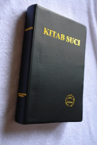 Javanese Bible / Central Java, Indonesia / KITAB SUCI 062TI / Vinyl Bound with Thumb Index / Formal Translation