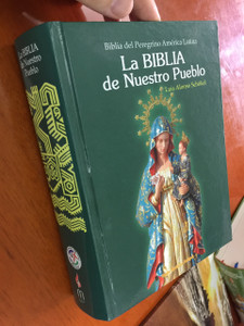 LARGE PRINT Spanish Christian Community Bible with Study Notes