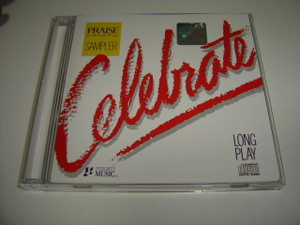 Celebrate!  Praise & Worship Integrity Music 1988 Long Play
