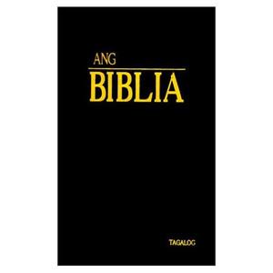 Tagalog Bible: Ang Biblia – Old Tagalog Translation of King James Version (KJV)