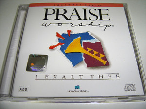 I EXALT THEE / Praise & Worship Integrity Music 1986 / Anointed and Powerful Worship Experience With Worship Leader Pete Sanchez