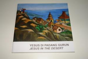 Indonesian – English Bilingual Children's Bible Story Booklet / Yesus di padang gurun -Jesus Tempted in the Desert