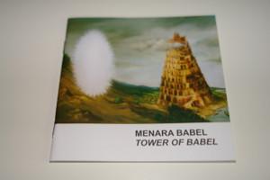 Indonesian – English Bilingual Children's Bible Story Booklet / Menara Babel – Tower of Babel