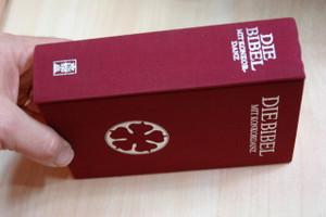 German Luther Bible / Purse Size / Die Bibel, nach der Übersetzung Martin Luthers mit Konkordanz / Taschenformat