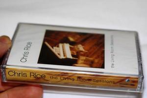 The Living Room Sessions/ Chris Rice / Original recording, Dolby / RETRO AUDIO CASSETTE