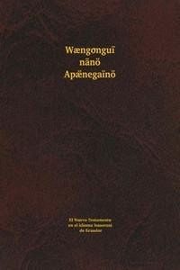 The New Testament in Wuaorani, a language of Ecuador / Wængonguï nänö Apæ̈negaïnö / Huaorani / Waorani / Elisabeth Elliot