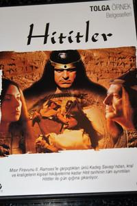 Hititler / Hittites – Tolga Örnek Belgeselleri / Documentary about the Hittite empire / ENGLISH and TURKISH Audio Options [European DVD Region 2 PAL] (8680891102797)