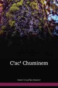 Eastern Tz'utujil New Testament / Cꞌacꞌ Chuminem (TZJNT) / Guatemala