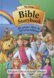 My First Bible Storybook / Mi Primer Libro de Historias Biblicas (Spanish Edition) Hard Cover Jacob Kramer