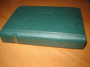 Biblia Sau Sfinta Scriptura a vechiului Si Noullui Testament (Romanian)