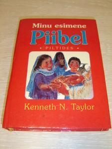 Estonian Bible for Children / My First Children's Bible in Estonian - Minu Es...